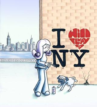 I will always love NYC