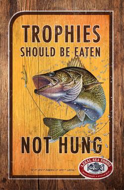 Legal Sea Foods: Trophies