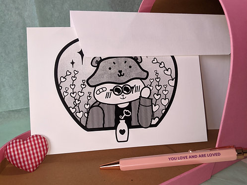 Bear Love Cards