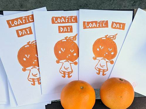 Loafie Day Cards (Set of 5)