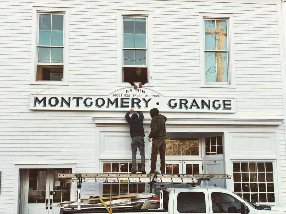 moving to our new location in Montgomery, NY