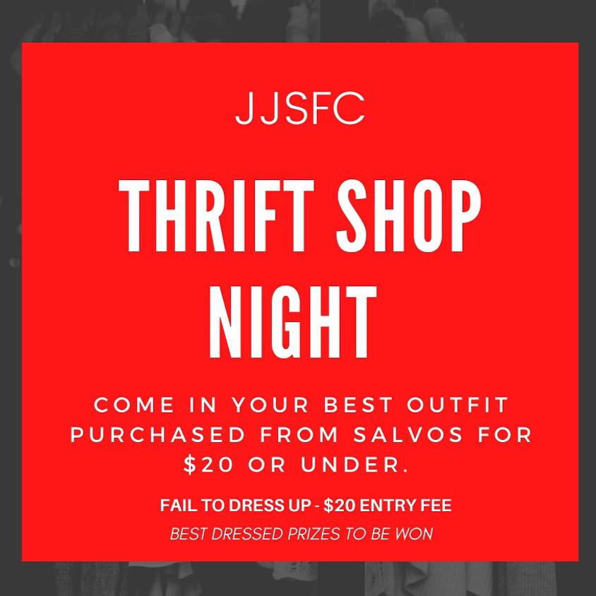 Thrift Shop Night