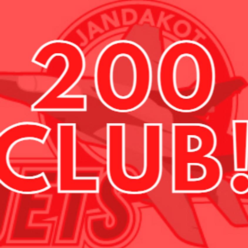 200 Hundred Club