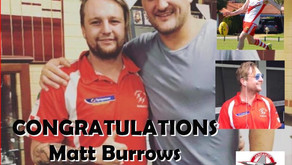 "100 Games - Matt ""Scruffy"" Burrows"