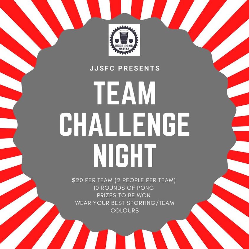 2021 Team Challenge Night