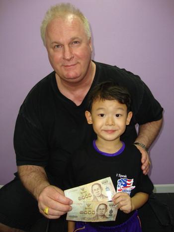 Nissin Bob money.JPG