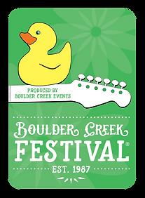 2018 Boulder Creek Festival