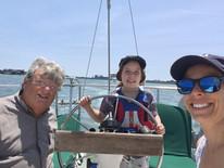 Birthday Boat