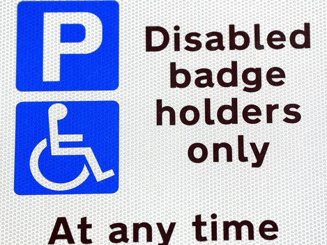 Blue Badge Update!