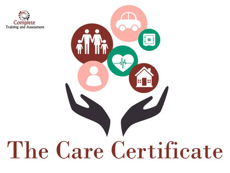 Congratulations To Our Care Certificate Learners!