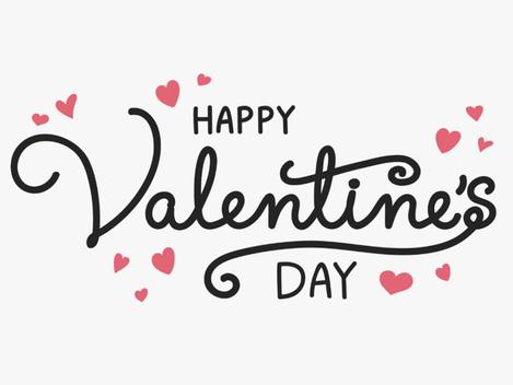 Happy Valentine's Day! ❤️🌹
