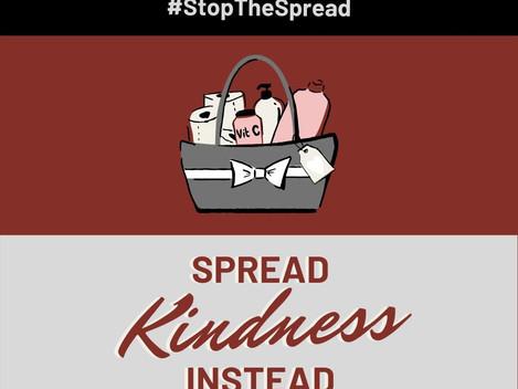 #StopTheSpread