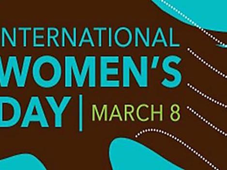 Celebrate International Women's Day: