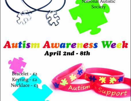 Autism Awareness Week!