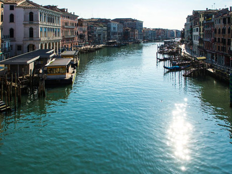 Good News Story #4 - Clearer Waters In Venice