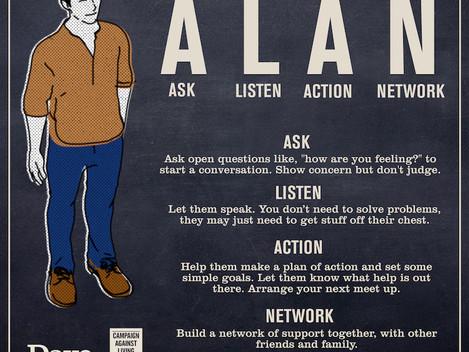 Introducing you to ALAN…
