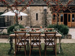 Wedding Photographer Gloucestershire – Styled Wedding Photoshoot at Oxleaze Barn, Cotswolds