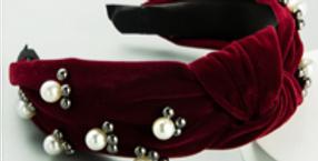 Red Velvet Hairband