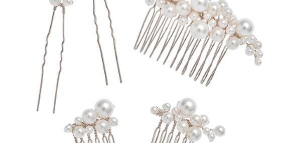Poppy Pearl Pins