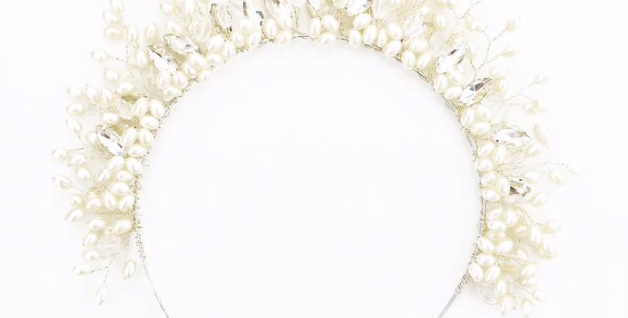 Pearl Firework Hairband