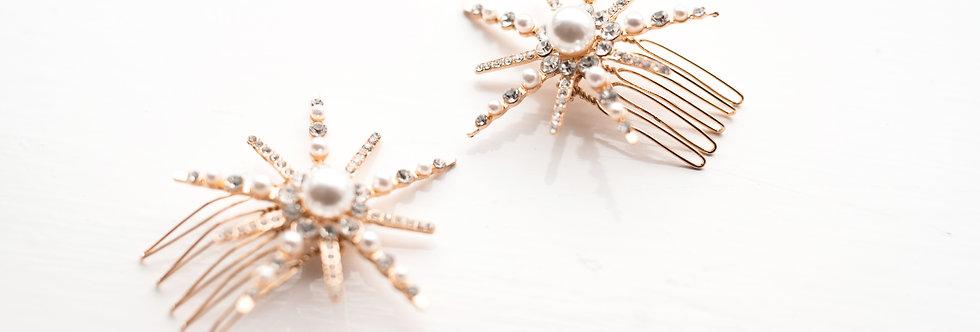 Celeste Star Combs