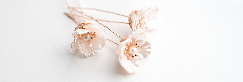 Summer Bloom Pins