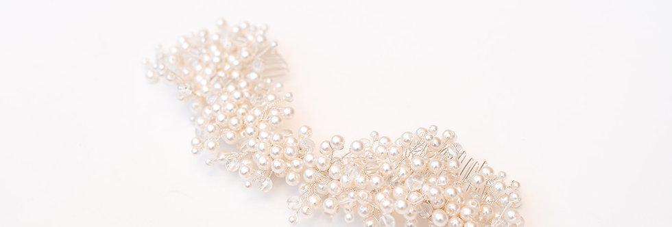 Primrose Pearl Double Comb