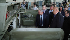 Сухопътните войски се модернизират с бронирани машини направени в Търговище
