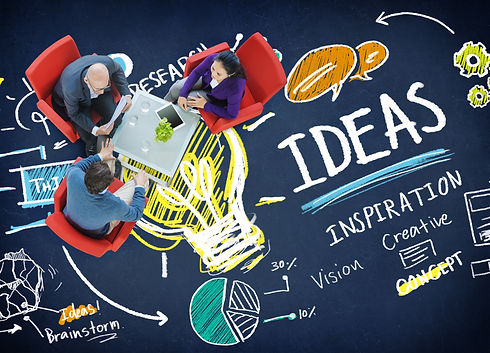 Ideas Innovation Creativity Knowledge In