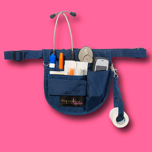 Navy Blue STAT Pack