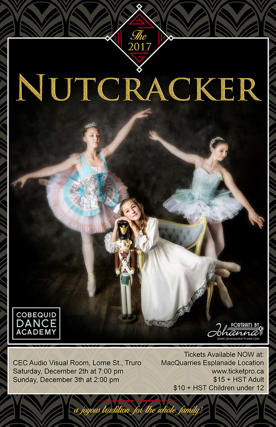 The Nutcracker - Tickets going fast!