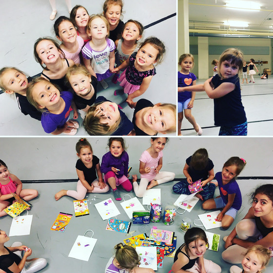 Early Childhood Movement Camps ages 4-5