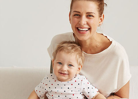 Happy Mother with her Child-2.jpg