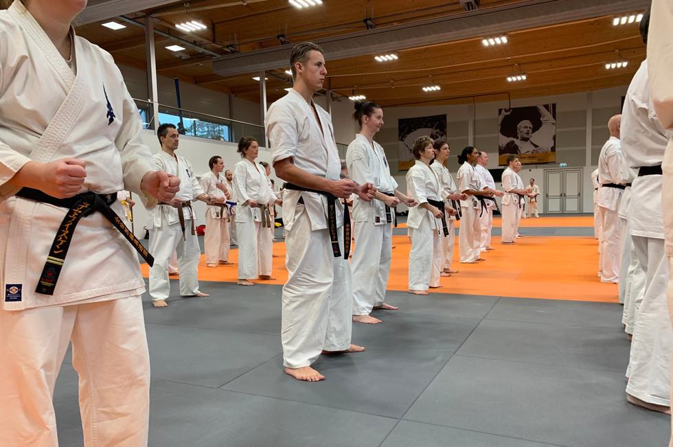 Bonds Training Papendal