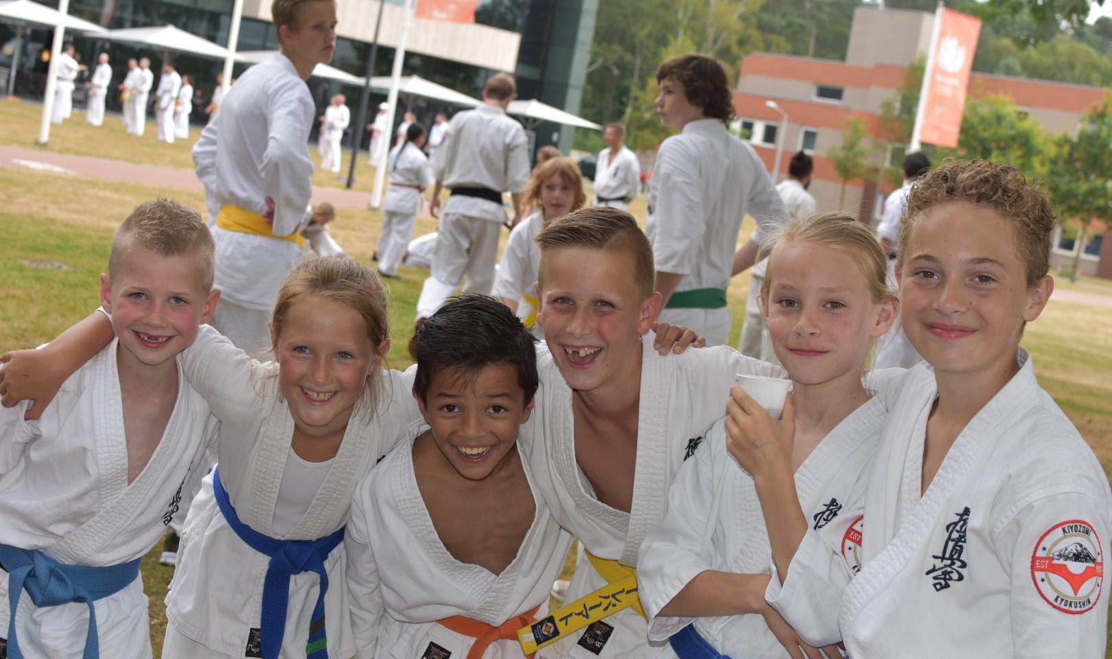 Centrale jeugd training