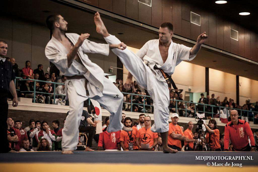 European Championship Papendal