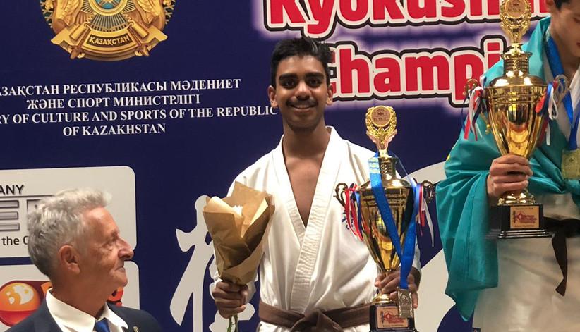 Kyokushin Championship