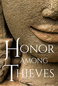 Honor Among Thieves, #HAT, #HumFiction, J.