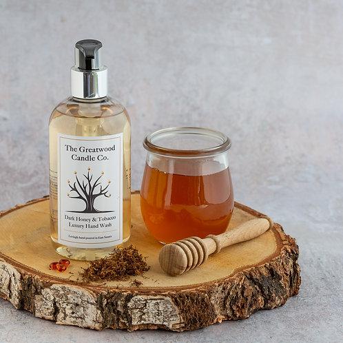Dark Honey & Tobacco luxury Hand & Body Wash