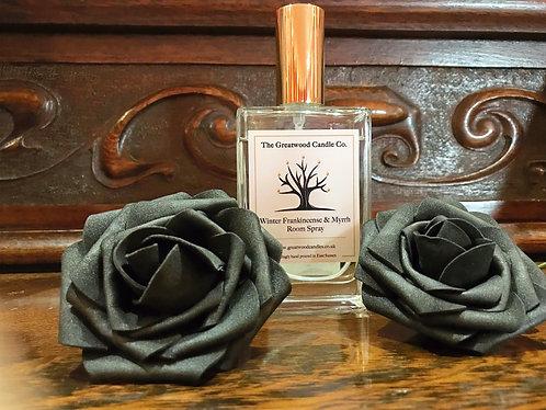 Winter Frankincense & Myrrh Room Spray