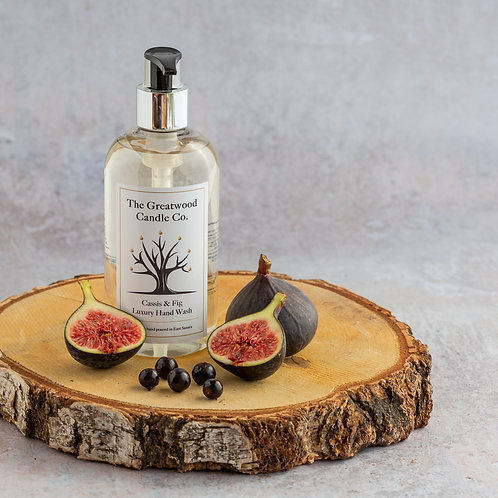 Cassis & Fig Luxury Hand & Body Wash