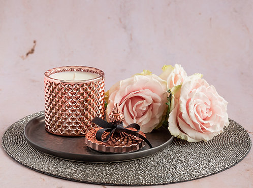 Summer Rose Signature Candle