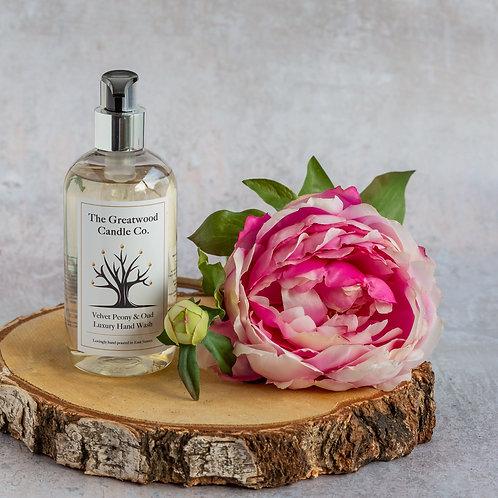 Velvet Peony & Oud Luxury Hand & Body Wash
