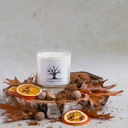 Smugglers Trove Classic Candle