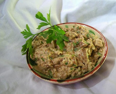 Guilty Free Snack- Baba Ganoush
