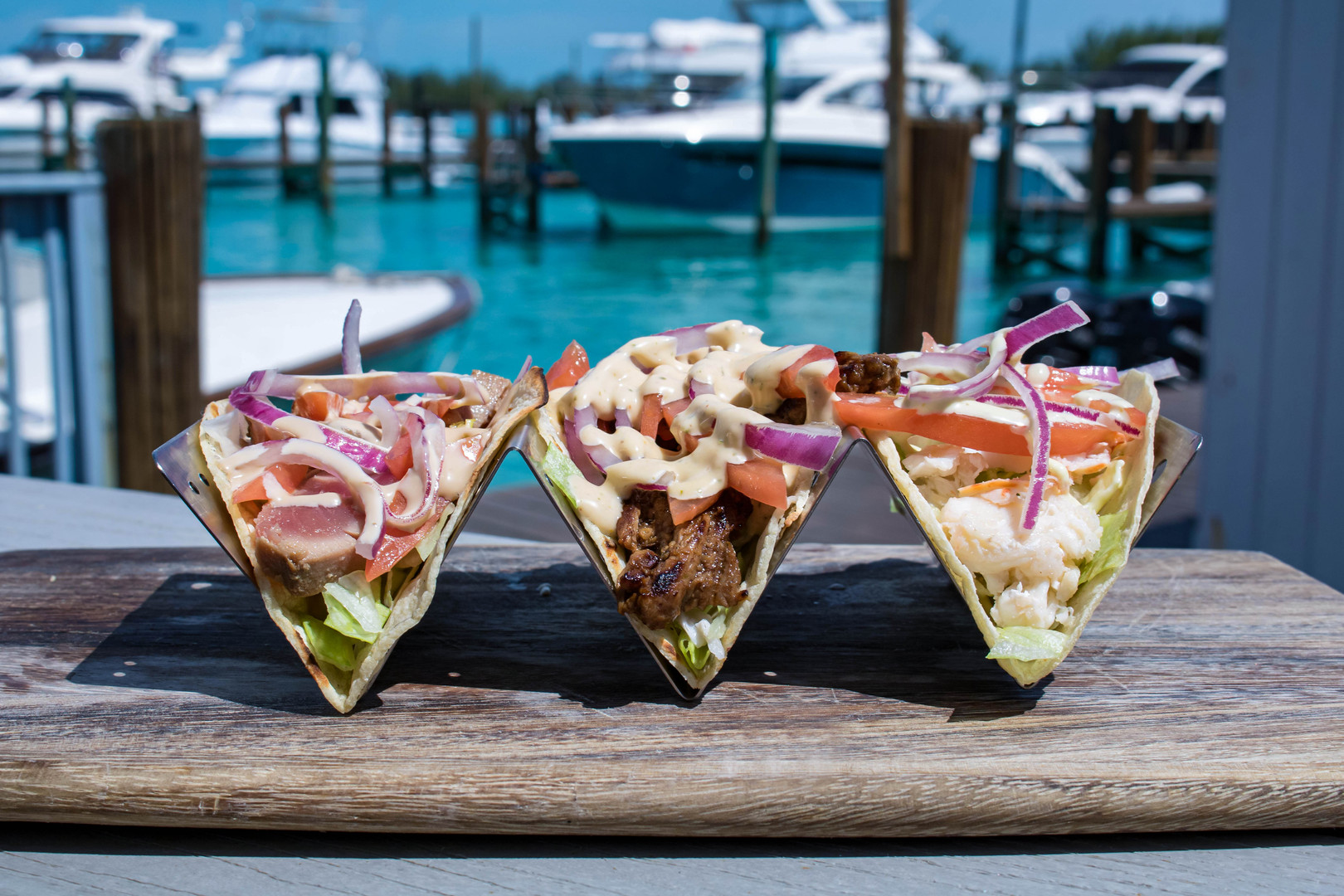 Tacos Shot by Miami food Photographer Jorge Alberto Perez