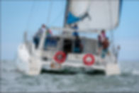 Allspice sailing yacht charter team crew