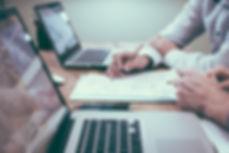 Consultative, collaborative, co-creating, innovation advisor services.