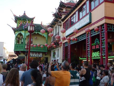 China Town – Downtown LA