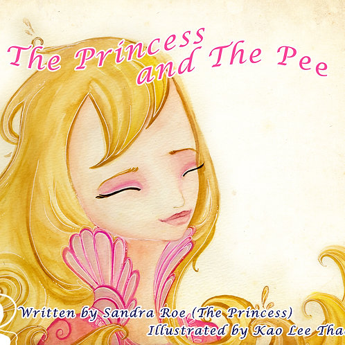 The Princess and The Pee© - Book